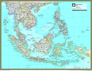 Maps.com -- South East Asia Map Quiz