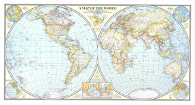 World Map 1941